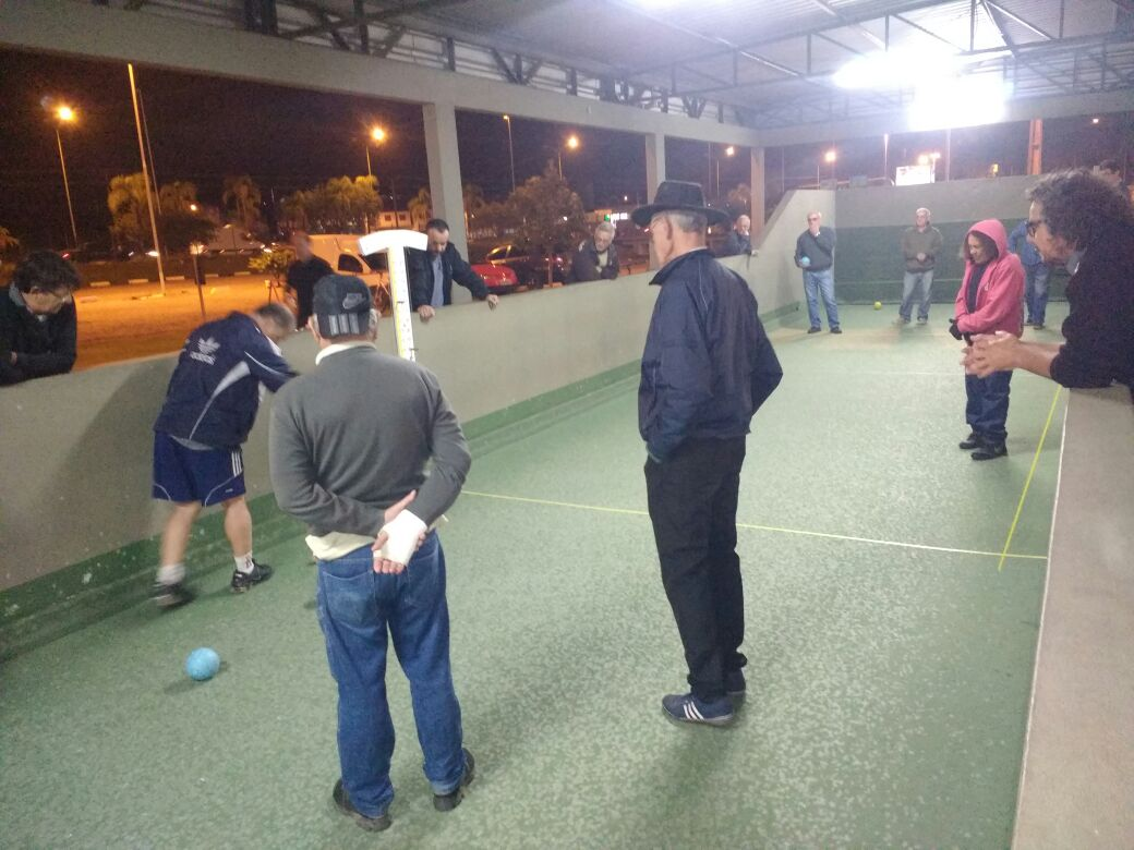 21º Campeonato Municipal de Bocha de Criciúma inicia na sexta-feira