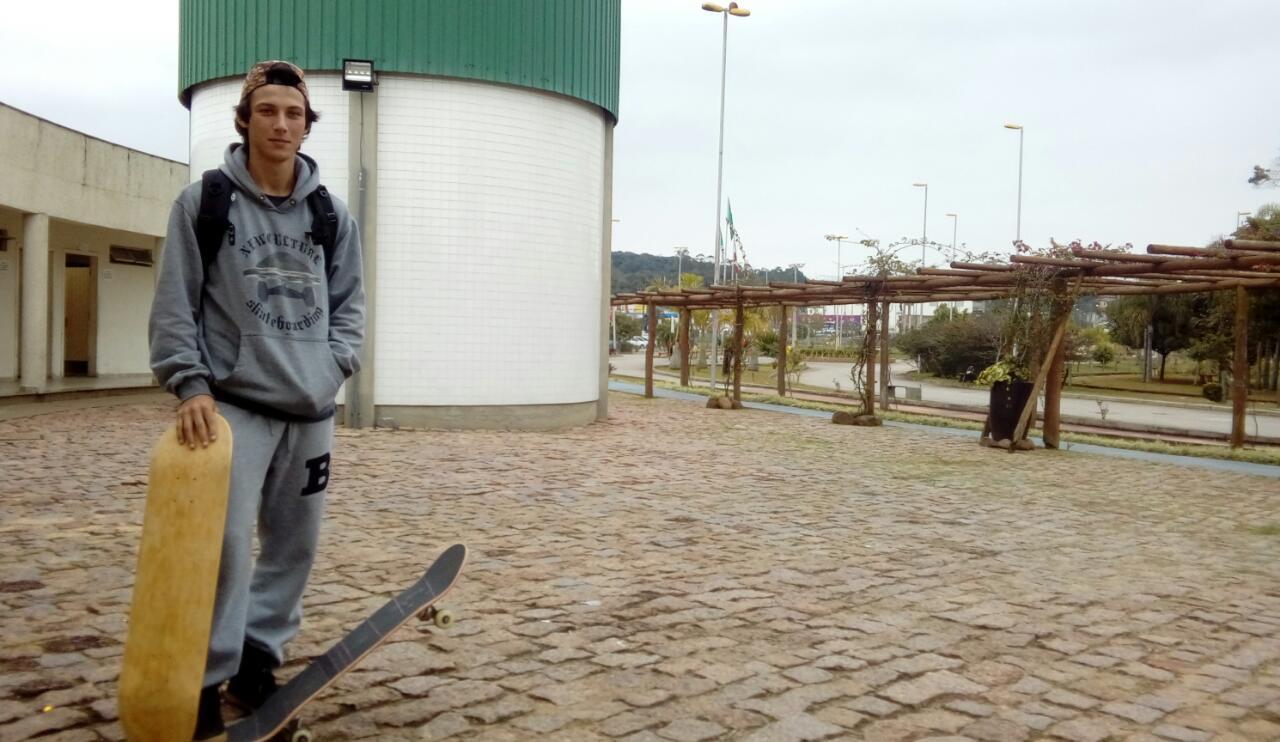 Parque das Nações recebe I Campeonato Sul Catarinense de Street Skate neste domingo