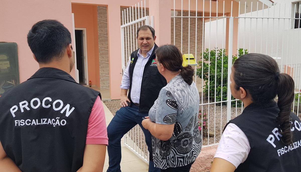 Prefeitura Municipal de Criciúma - Imóveis registram aumento significativo na fatura de energia e são alvos de vistorias do Procon de Criciúma