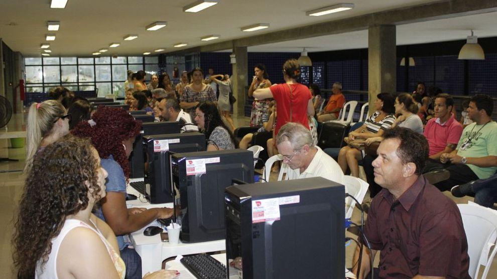 Inicia processo de recadastramento dos servidores de Criciúma