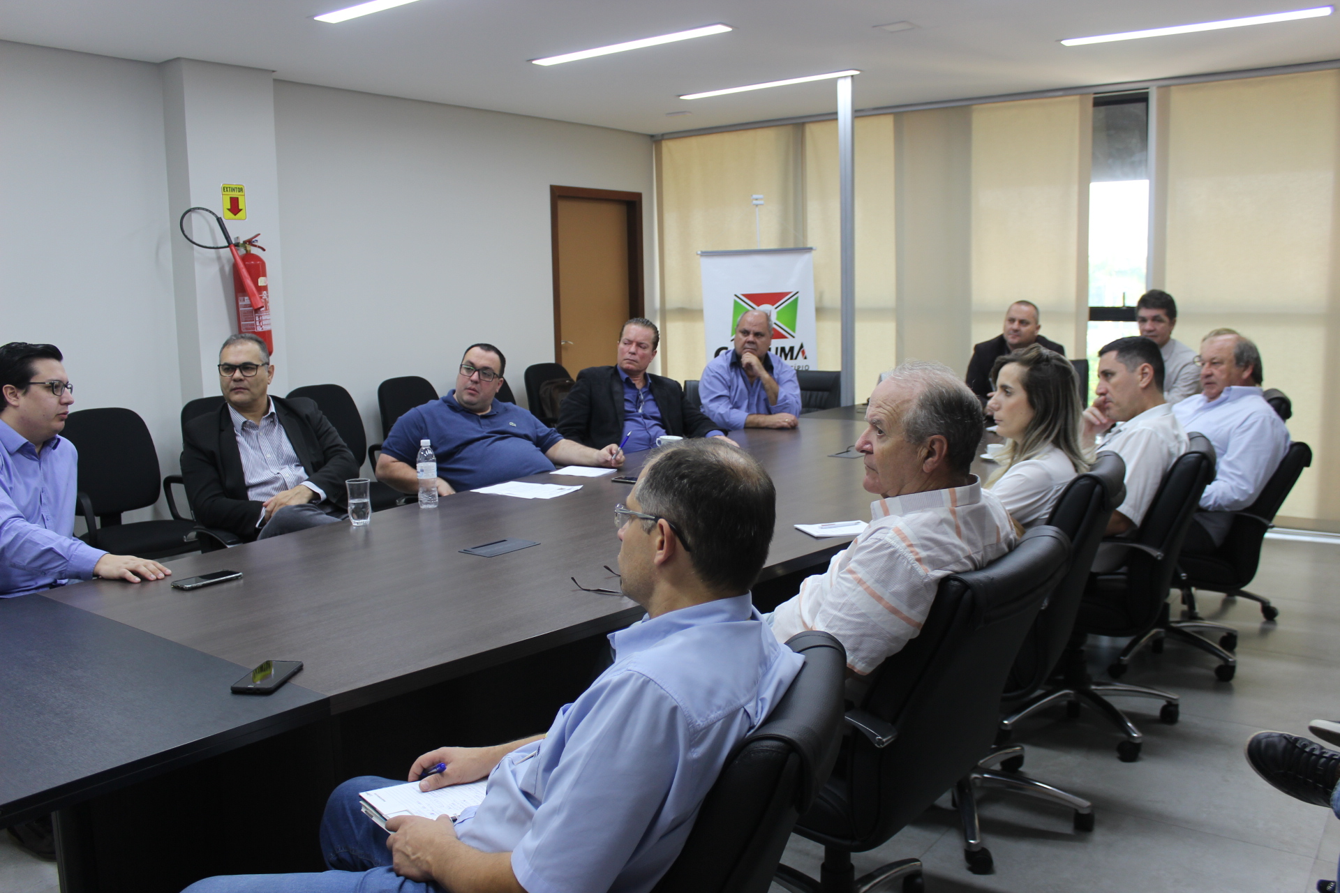 Prefeitura Municipal de Criciúma - DTT: pesquisa aponta melhorias para o transporte público de Criciúma
