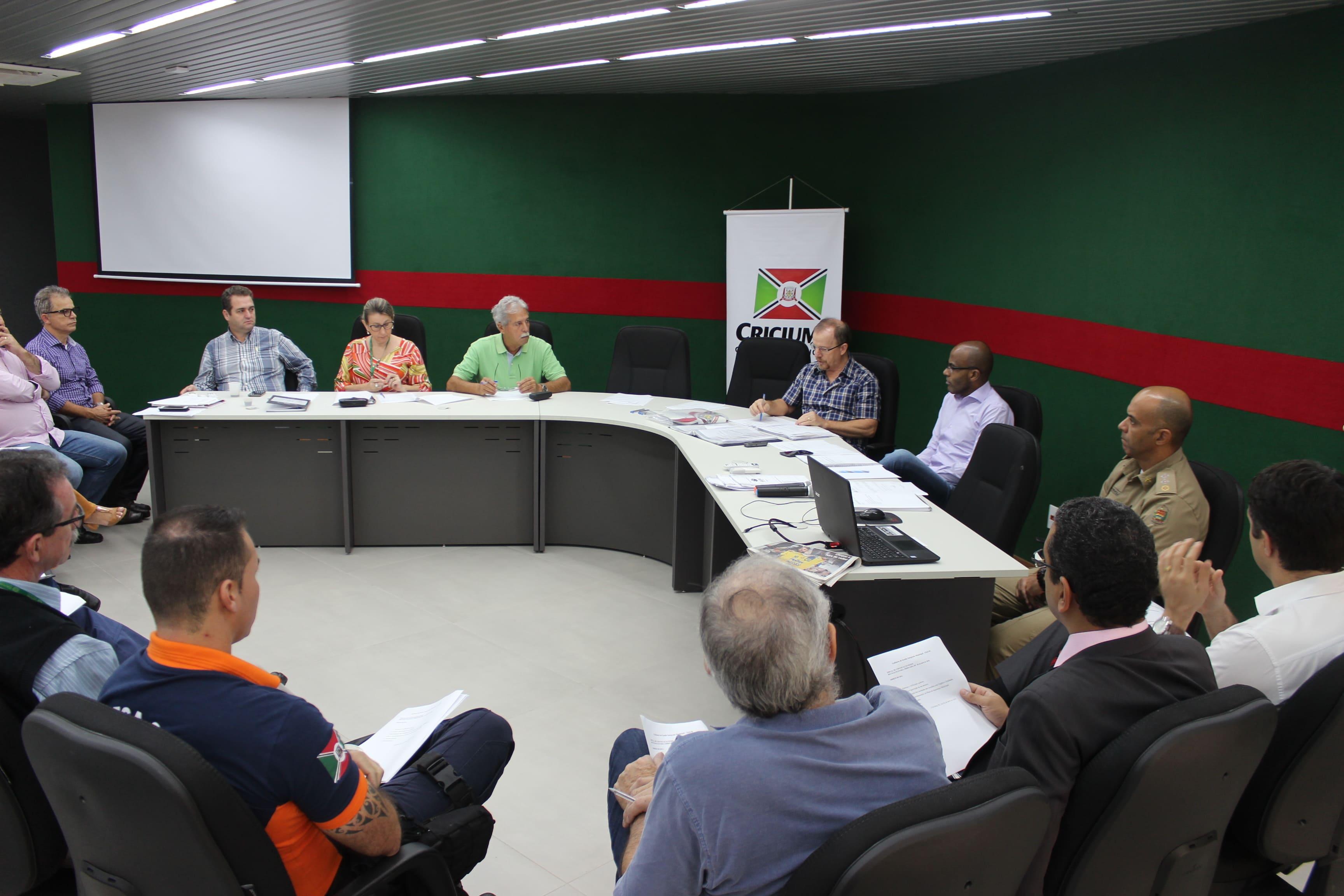 Prefeitura Municipal de Criciúma - Gabinete de Gestão Integrada Municipal completa dois anos de atuação