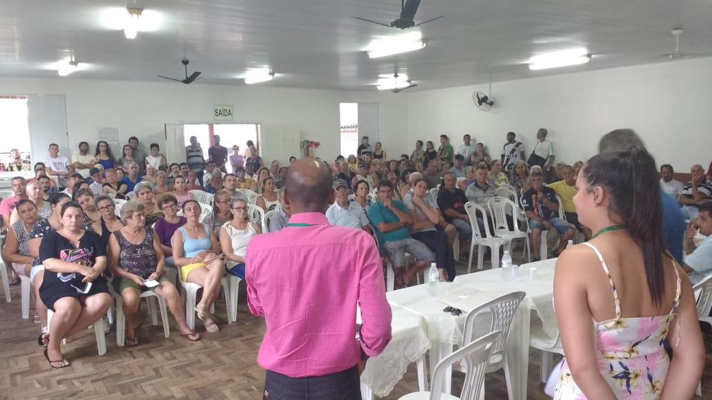 Prefeitura Municipal de Criciúma - Secretaria da Assistência Social inicia processo de regularização fundiária em bairros do município