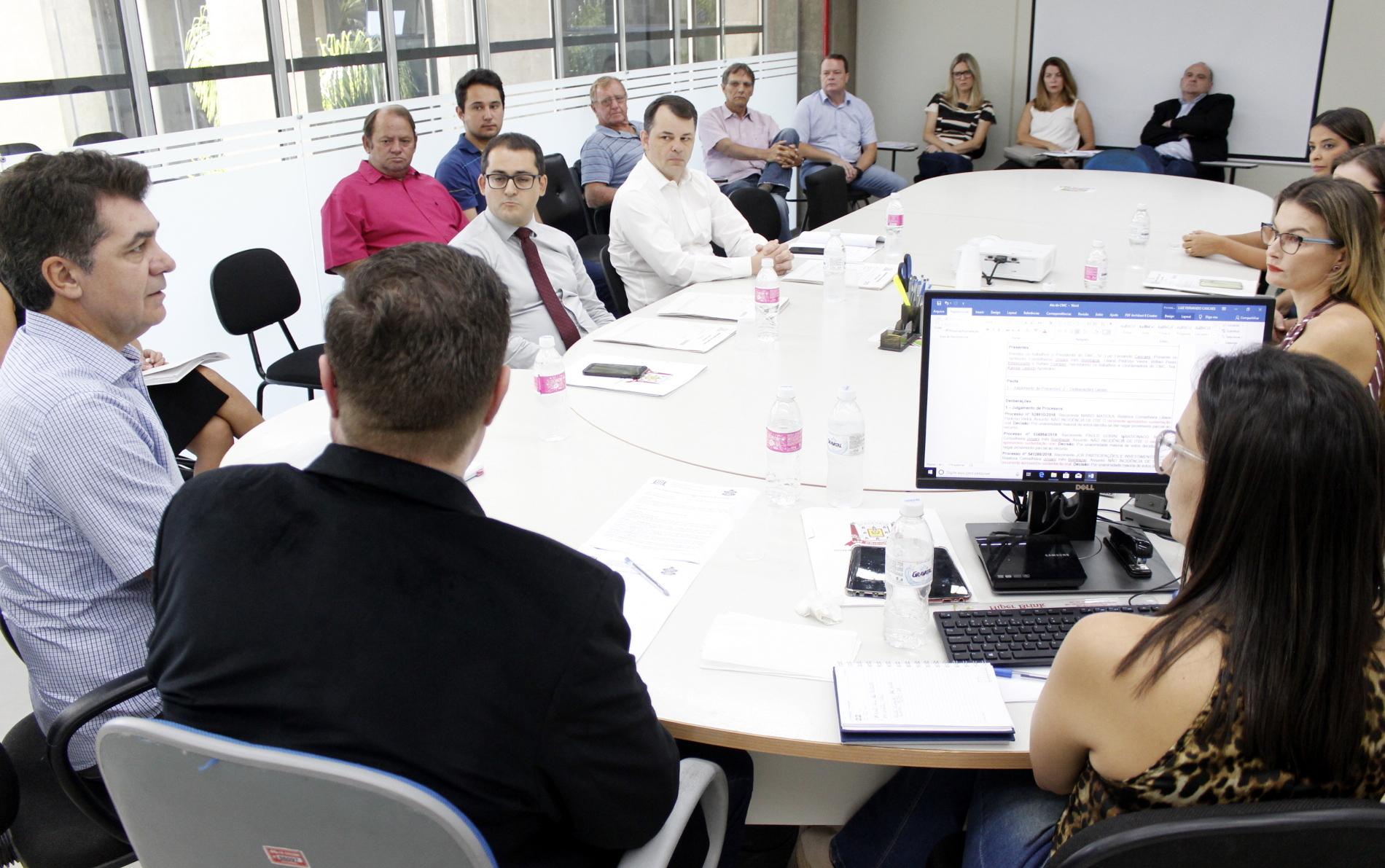 Conselho Municipal de Contribuintes de Criciúma promove primeira reunião deliberativa de 2019