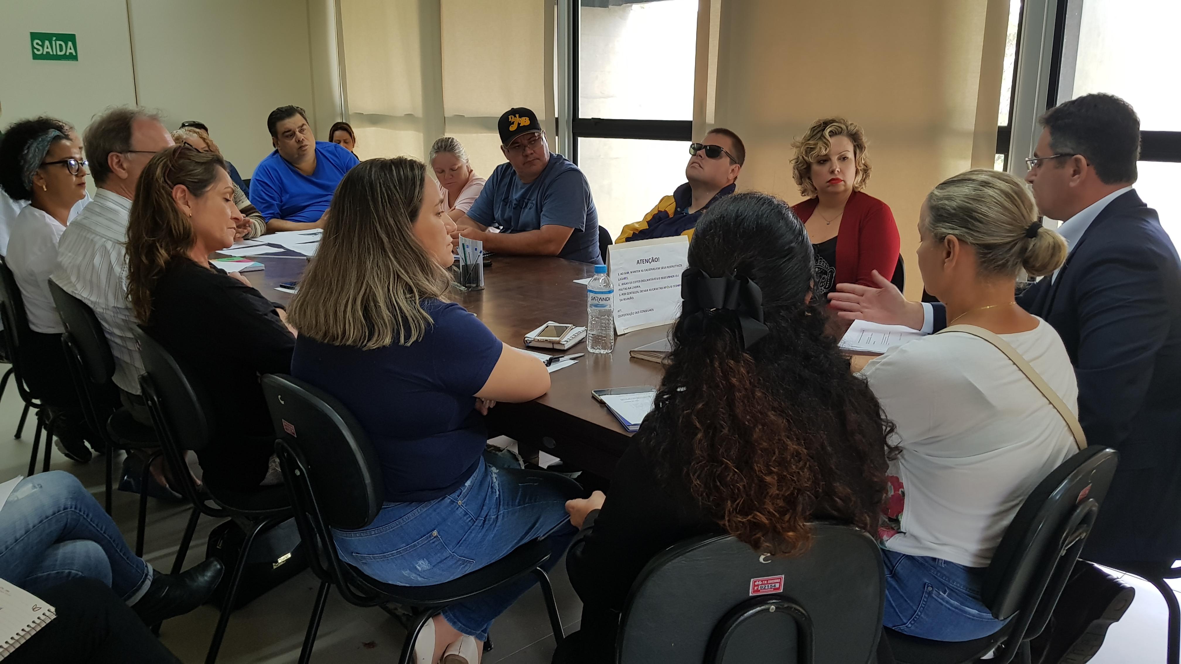 Conselho Municipal dos Direitos da Pessoa com Deficiência discute acessibilidade nas ruas de Criciúma