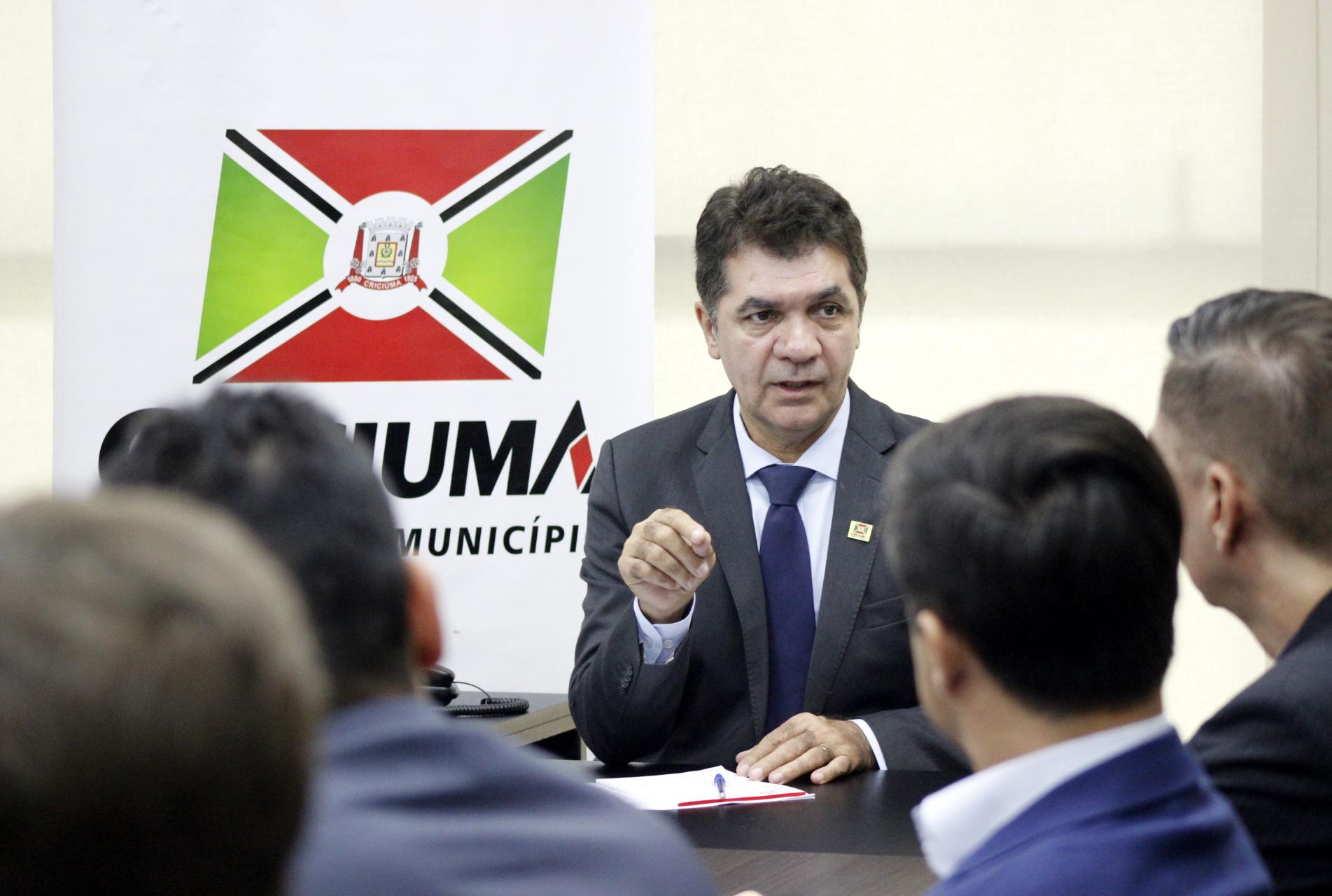 Novo comandante do 9º BPM integra Gabinete de Gestão Integrada Municipal