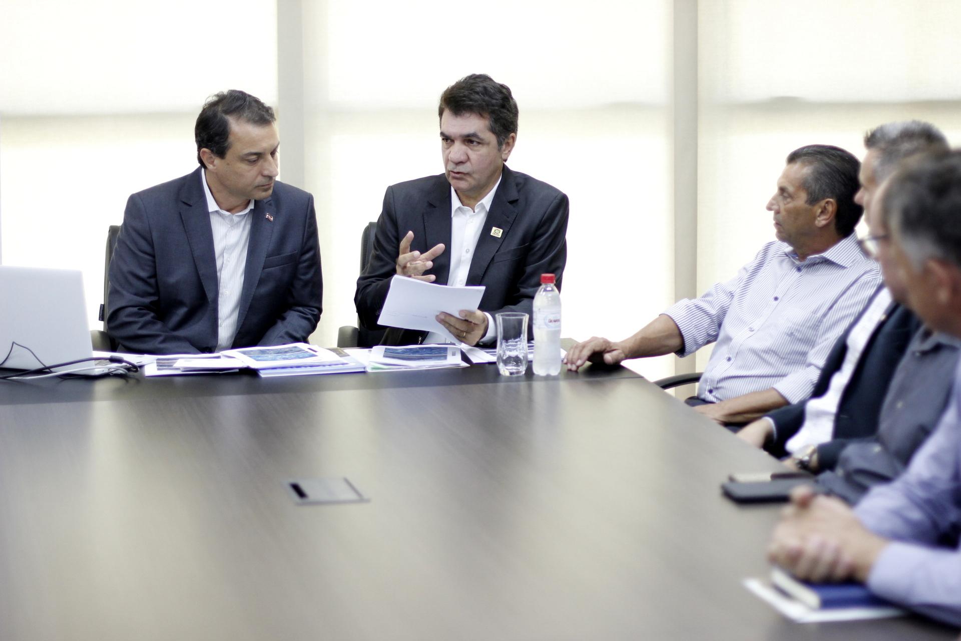 Prefeitura de Criciúma assina contrato de R$ 30 milhões do Finisa