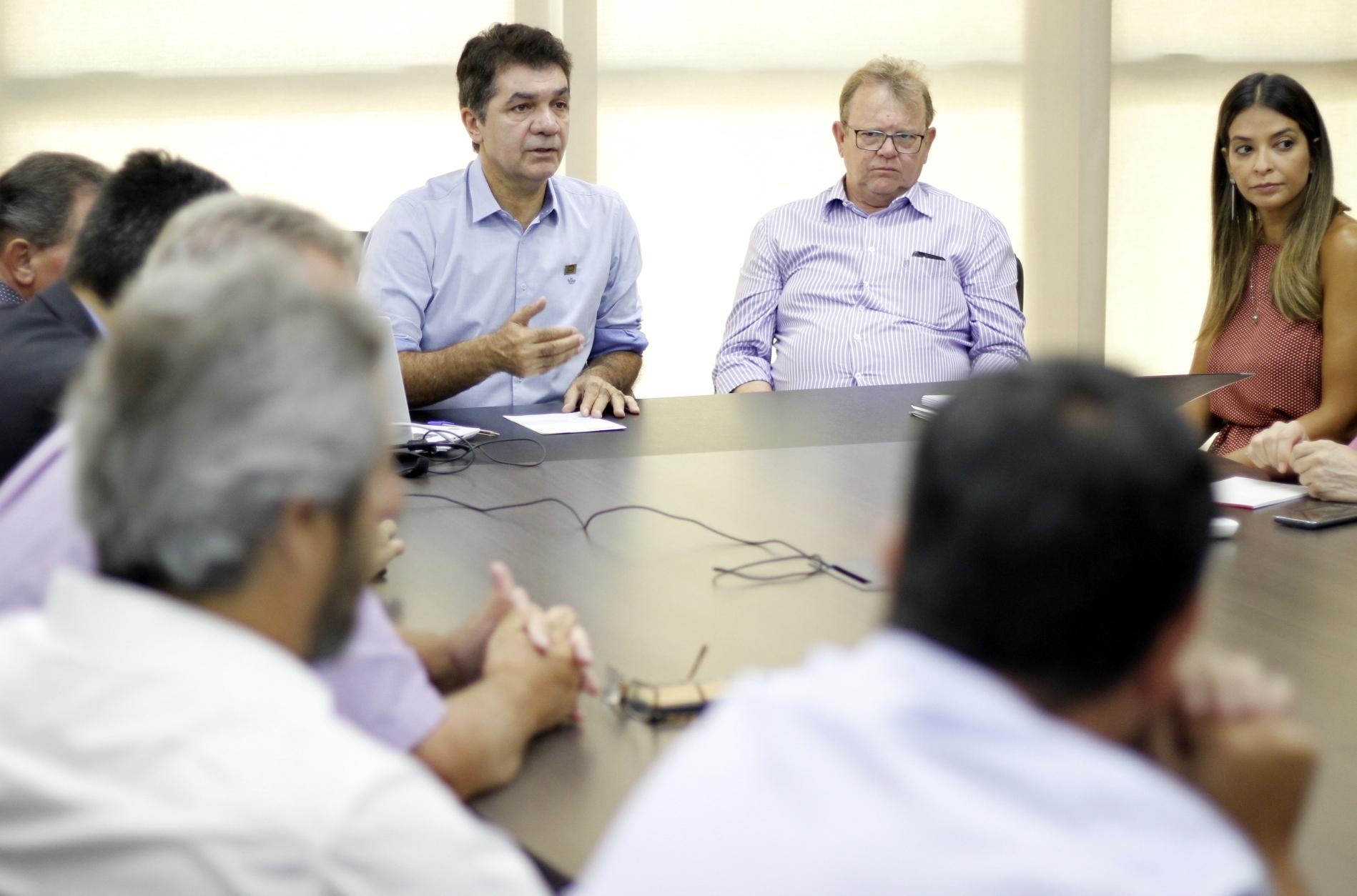 Salvaro discute impasse com a Casan e encaminha criação do Samae de Criciúma