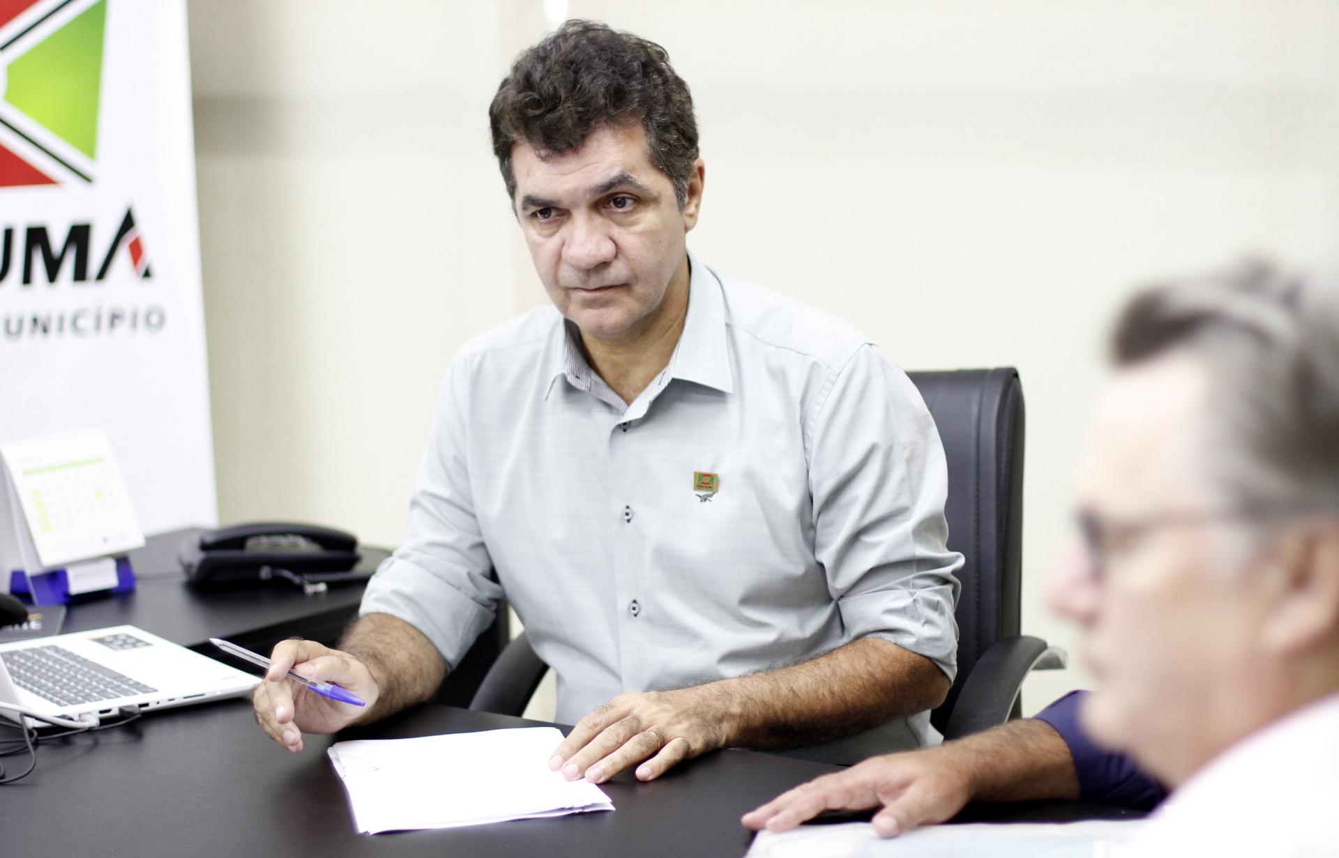 Salvaro encaminha Projeto de Lei que cria Samae de Criciúma