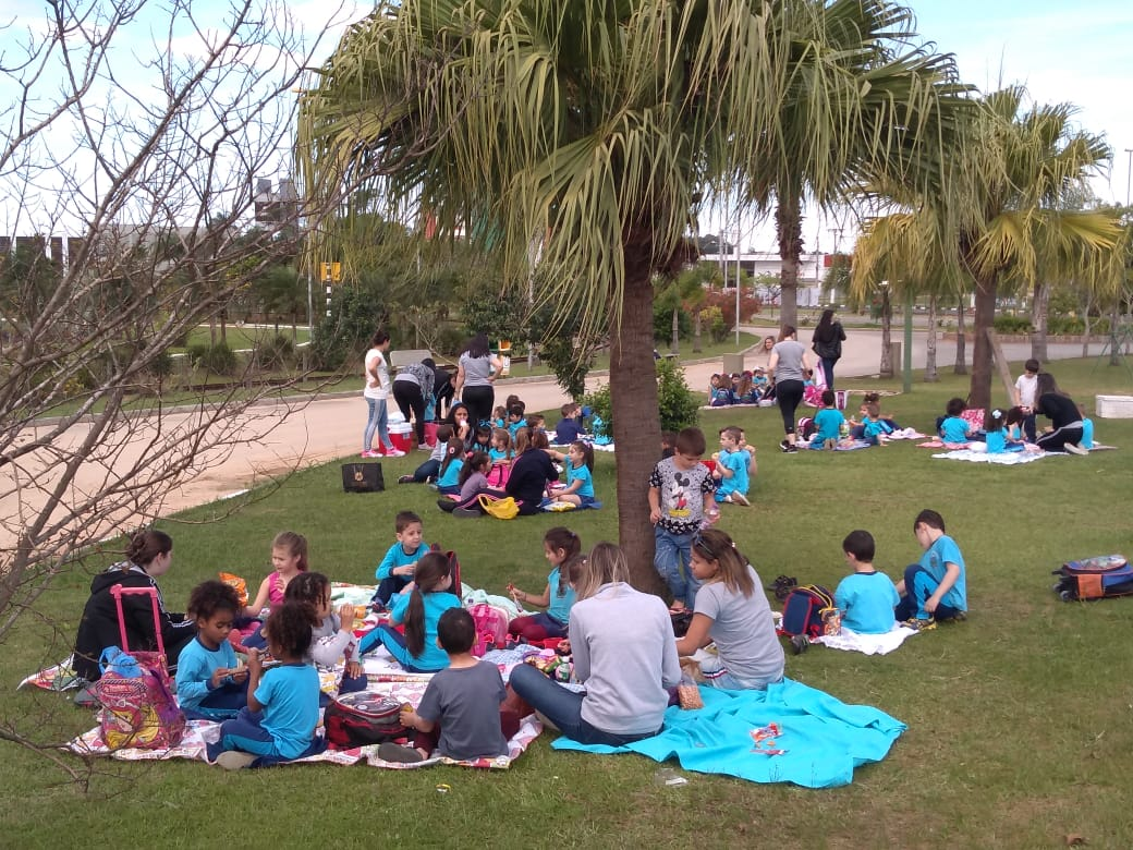 Semana da Criança: Parque das Nações já começa a receber visitas de escolas