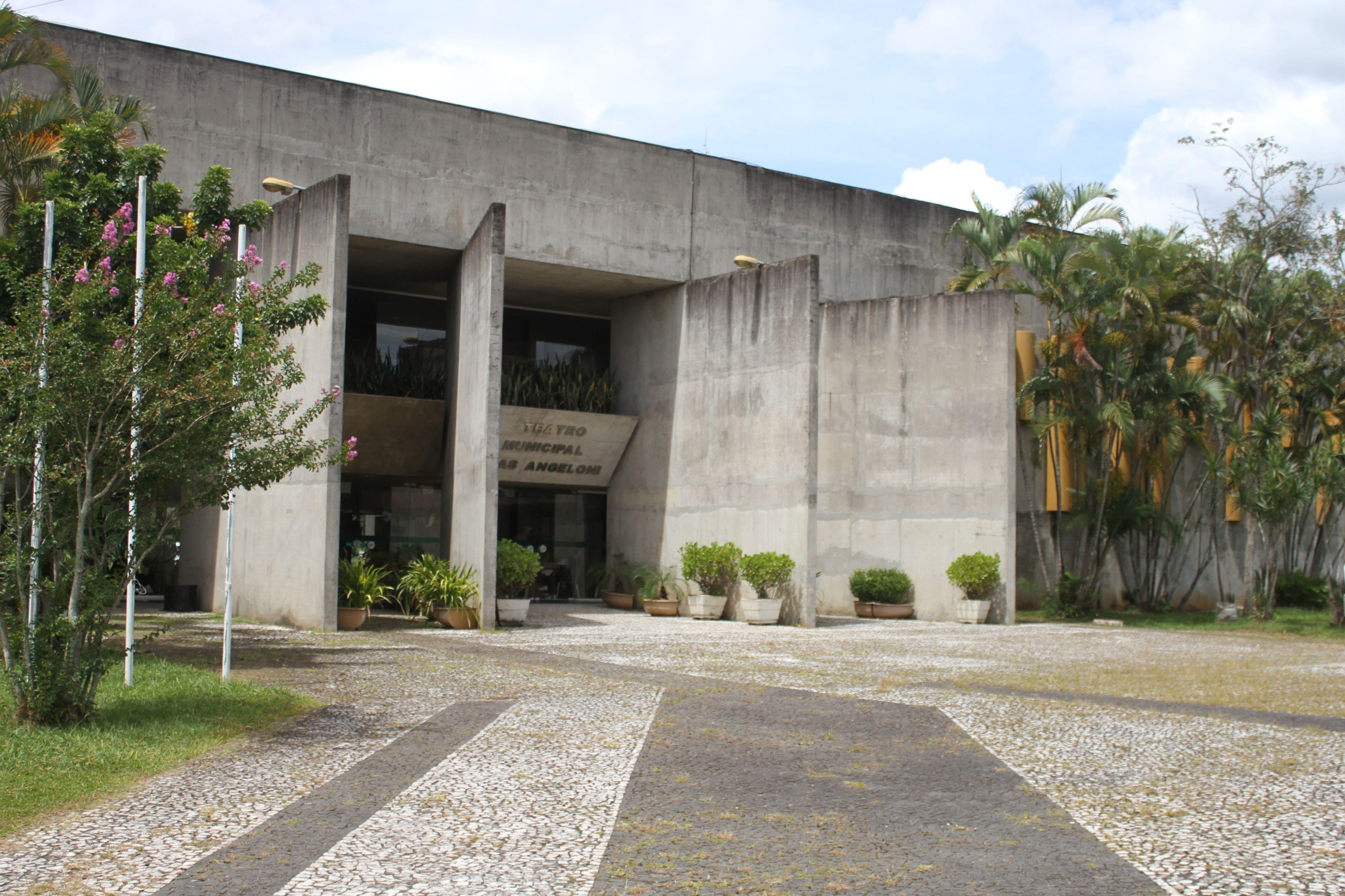 Teatro Elias Angeloni será sede do III Congresso Ibero-Americano