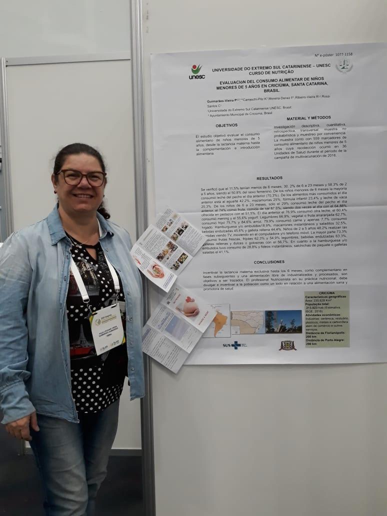 Prefeitura Municipal de Criciúma - Parceria entre Secretaria de Saúde e Unesc premia trabalhos acadêmicos no México
