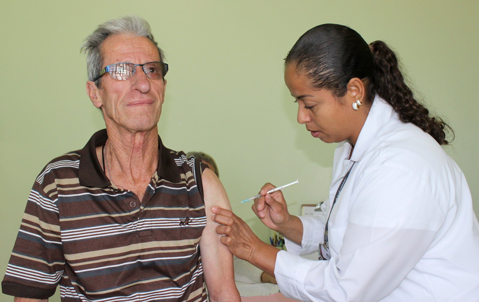 Vacina contra a gripe Influenza é disponibilizada nas Unidades Básicas de Saúde de Criciúma