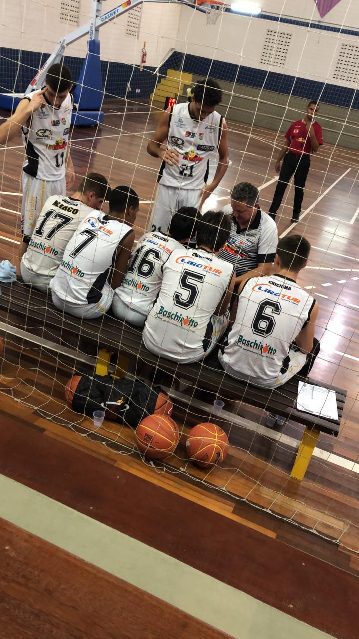 Criciúma conquista segundo lugar na VI Copa Barra Velha de Handebol