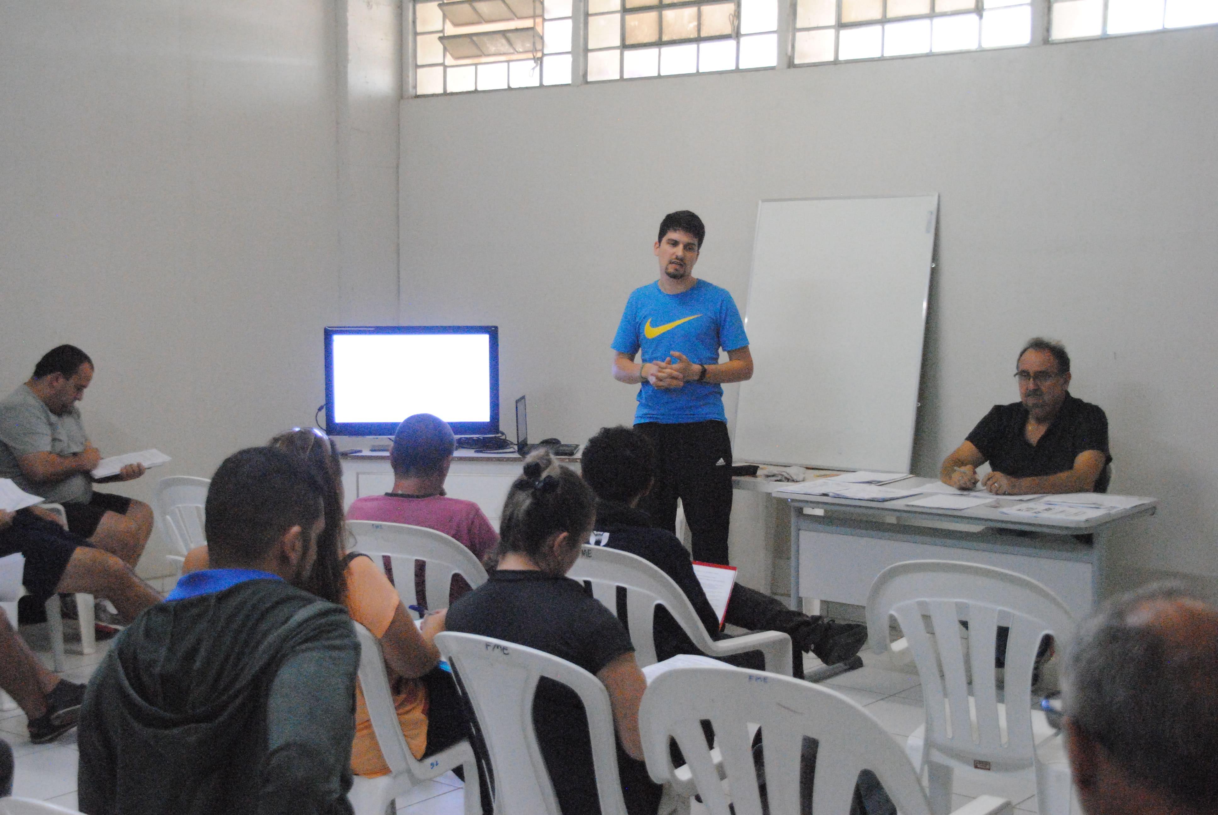 Congresso técnico define Jesc de 12 a 14 anos em Criciúma