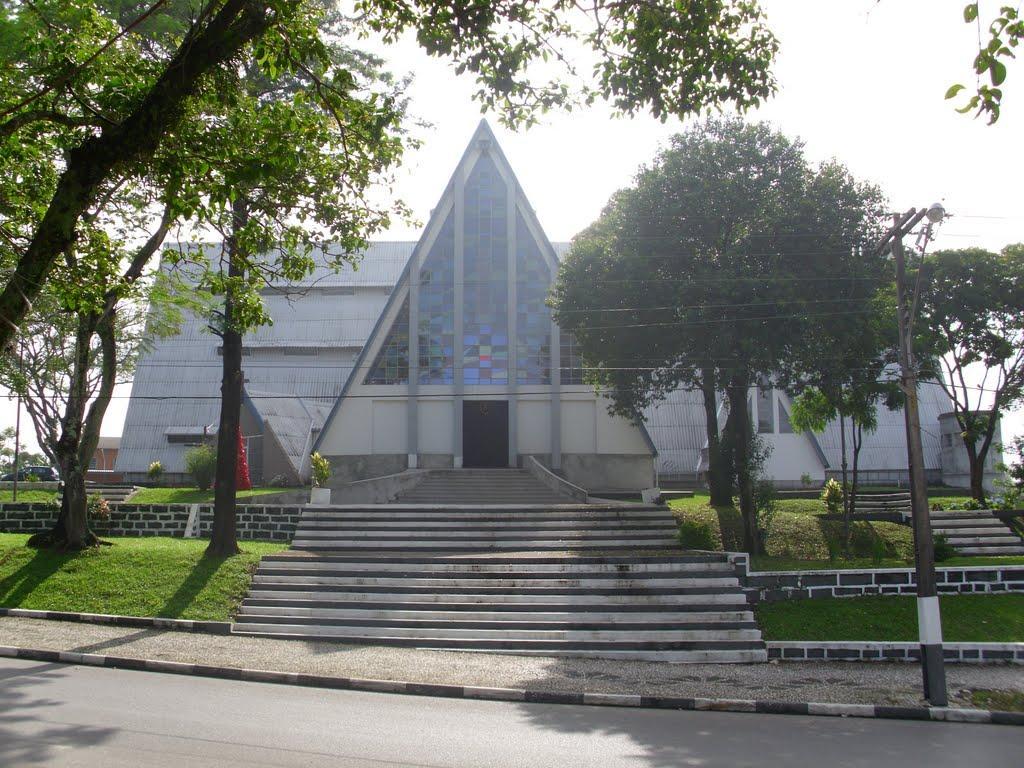 Igreja Matriz Nossa  Senhora da Salete