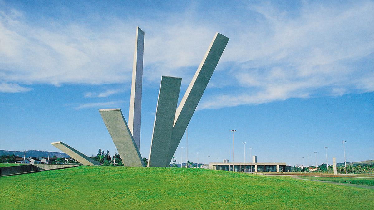 Monumento às Etnias