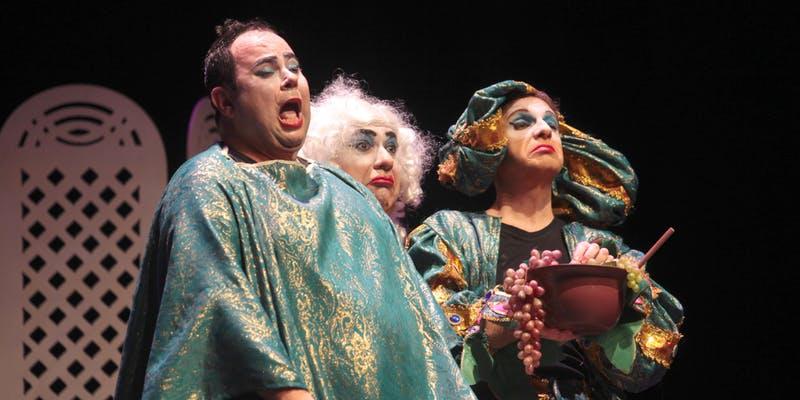 Prefeitura Municipal de Criciúma - Atrações movimentam Teatro Elias Angeloni no fim de semana